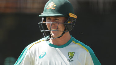Marnus Labuschagne was almost overlooked during last year's Ashes in favour of Mitchell Marsh.