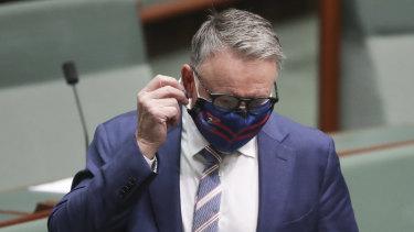 Labor MP Joel Fitzgibbon