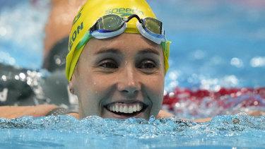 Emma McKeon won seven golds in Tokyo.