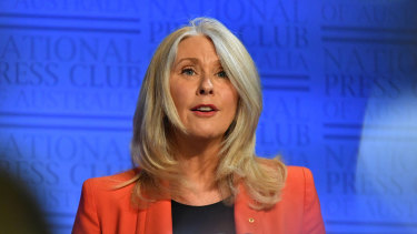 """Tracey Spicer established the organisation as a """"one-stop shop"""" for survivors of sexual violence."""