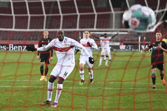 VfB Stuttgart's top scorer has revealed his real name is Silas Katompa Mvumpa and he is a year older than his registration suggests.