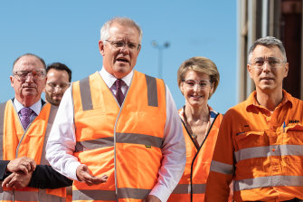 Prime Minister Scott Morrison, on a recent trip to Perth, affirmed his commitment to a deal on the GST that is increasing the size of the federal budget deficit and possibly other state budgets.