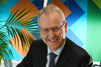 Will Tabcorp CEO David Attenborough stay a bit longer?