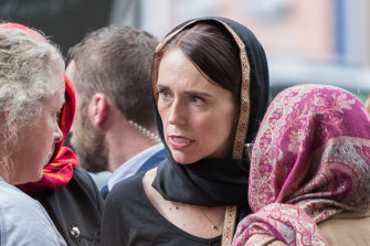Ms Ardern radiates decency and quiet strength of character.