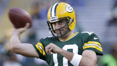 Disruptive: Some ex-Green Bay Packers have questioned the team's star quarterback and his ability to work with a new, young coach.