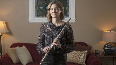 Elizabeth Rowe, the Boston Symphony Orchestra's principal flute player, is suing the orchestra over equal pay.