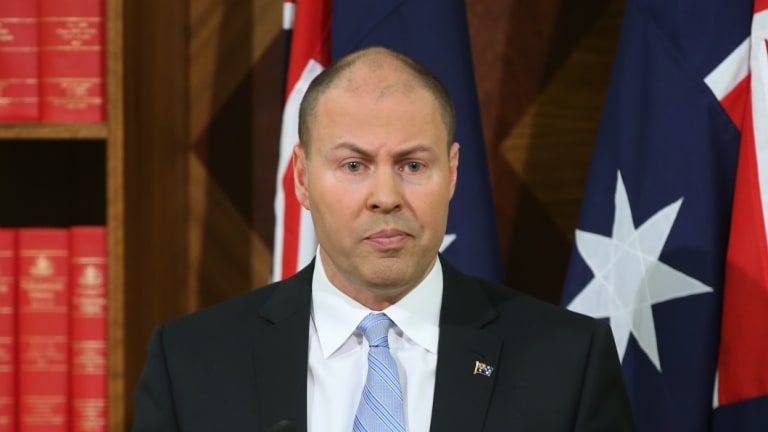 Treasurer Josh Frydenberg  said the culture and conduct of the financial sector have fallen below community standards, with greed and profit coming before honesty and integrity.