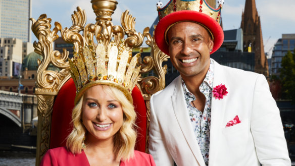 Jane Bunn, Archie Thompson crowned our Moomba monarchs