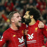 Relentless Liverpool march on, United earn rare road win at Norwich