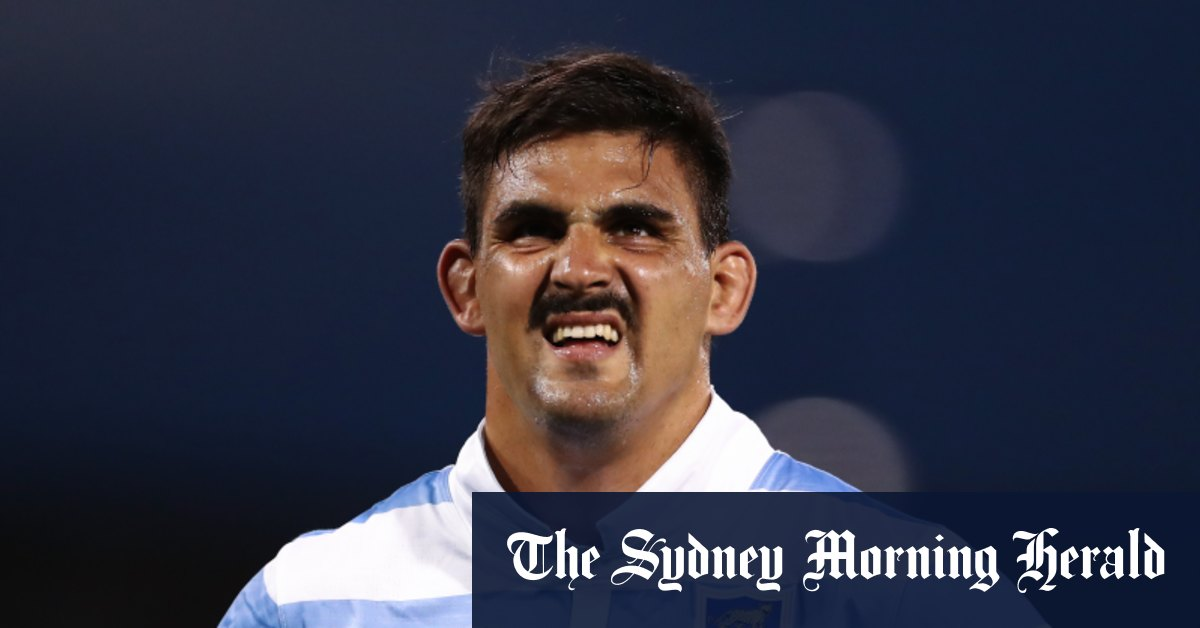 Pablo Matera sacked as Argentina captain for racist tweets – Sydney Morning Herald