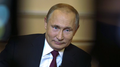 Time for a dose of Vladimir Putin's realism in Australia