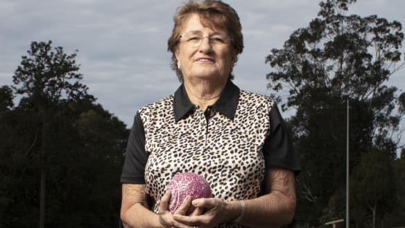 Bunfight at the bowlo: How one woman got banned from the greens