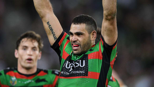 Game on: Inglis grade one charge leaves Rabbitoh free to face Roosters