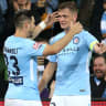 Fornaroli's winner delivers City home final