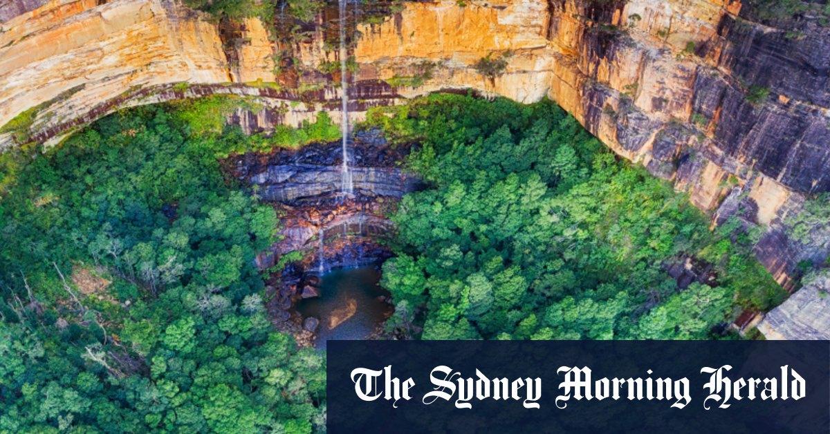 Authorities battle to retrieve body after Blue Mountains rockfall – Sydney Morning Herald
