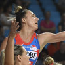 Swifts snap losing streak to seal top-four sport, Giants out of finals race