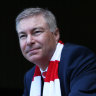 Play on: Swans chairman reverses opposition to playing during crisis