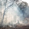 Three more homes lost in Queensland bushfires as 40-degree heatwave arrives