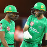 Why Glenn Maxwell didn't want the strike