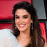 Delta Goodrem says tabloid wedding rumours are 'crossing the line'