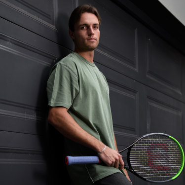 After expenses, Australian Chris O'Connell cleared $US15,000 in 2019, when he won 82 matches.