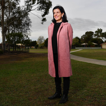 Julia Banks says she is a fresh alternative to the major party candidates Australians are tired of.