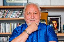 Peter Noble, owner of Byron Bay Bluesfest.