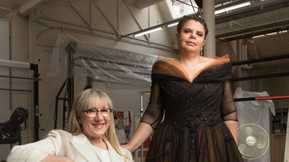 Deborah Cheetham's Woven Song a tapestry of craft, couture and culture