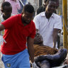 Somali bombers kill dozens in hotel for government officials