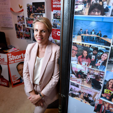 Federal Election 2019: Tanya Plibersek on a mission to be ...