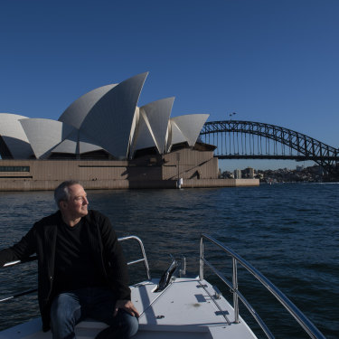 Sydney Harbour Boat Tours relied almost entierly on overseas visitors. Owner Mark Dalgleish says its now trying to pivot to local leisure seekers.