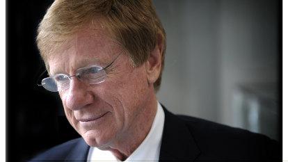 Former 7:30 host Kerry O'Brien alarmed by Australia's authoritarian drift