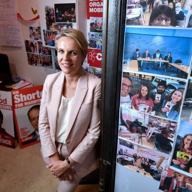 Tanya Plibersek would be a crucial part of a Shorten Labor government.