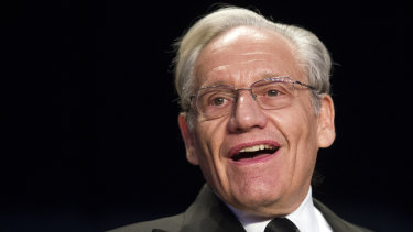 Journalist Bob Woodward conducted more than a dozen interviews with Trump for his book.
