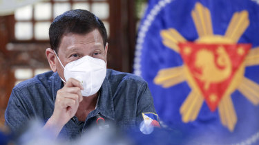 Philippine President Rodrigo Duterte will buy the Russian coronavirus vaccine and be one of the first to be inoculated, his spokesman said.