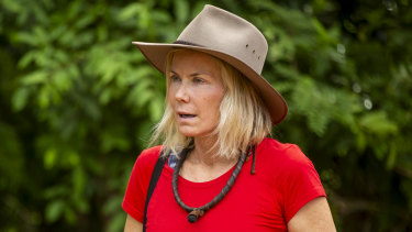 Katherine Kelly Lang on I'm a Celebrity... Get Me Out of Here!