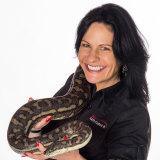 Julia Baker is Snake Boss.