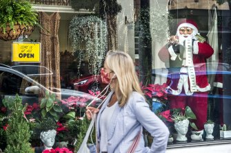 The Property Council welcomed plans to reopen in time for the vital Christmas shopping period.