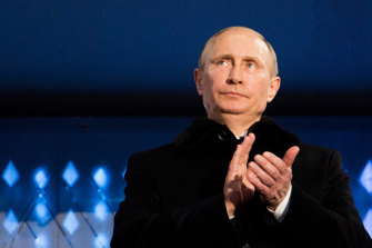With the Russian Olympic Committee  banned, it is unlikely President Vladimir Putin will be invited to Tokyo.