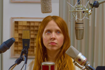 Holly Herndon used machine learning to write her latest album, Proto.