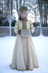 Helen Mirren in Catherine The Great.