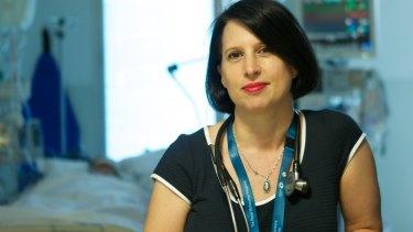 Professor Karin Thursky.