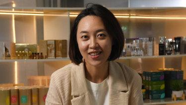 'Daigou Queen' Livia Wang is in the process of buying Napoleon Perdis.