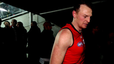 Brendon Goddard has had first-hand experience with the way drugs can affect families.