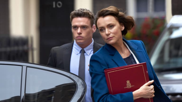 Bodyguard is available to watch on Netflix.