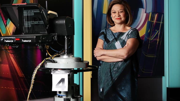 ABC managing director Michelle Guthrie.