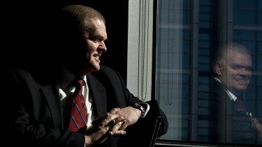 HSBC chief Noel Quinn.