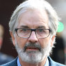 'Scandalous lie': John Jarratt denies raping woman to police in court video