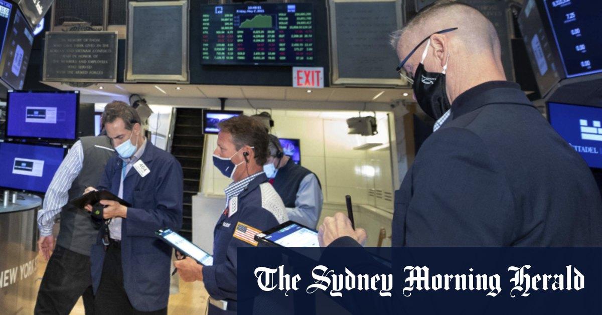 ASX set to jump as tech shares prop up Wall Street – Sydney Morning Herald