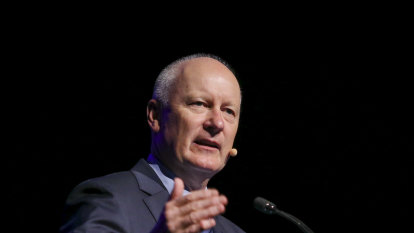 Woodside chairman Goyder says next CEO search is 'well-progressed'